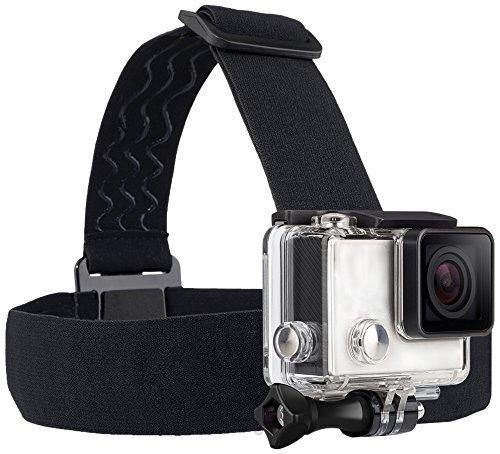 Professional-Accessories-for-Gopro-Hero-4-Hero-3-Hero-3-Hero-2-Silver-Black-Camera