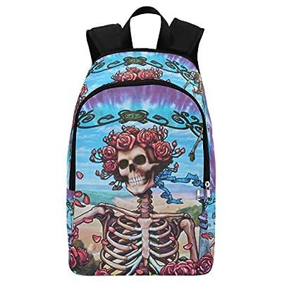 InterestPrint Custom Fantastic Casual Backpack College School Bag Travel Daypack
