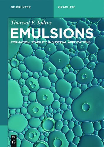 Emulsions (de Gruyter Textbook)