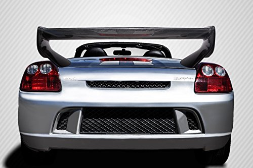 2005 Toyota Mrs Carbon (2000-2005 Toyota MRS MR2 Spyder Carbon Creations TD3000 Wing Spoiler - 1 Piece)