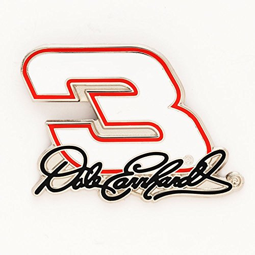 Wincraft NASCAR 56342081 Dale Earnhardt Jewelry Card Collector Pin