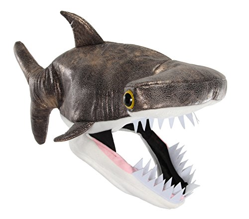 Easy Fish Costumes (Hammerhead Shark Jawesome Hat by elope)