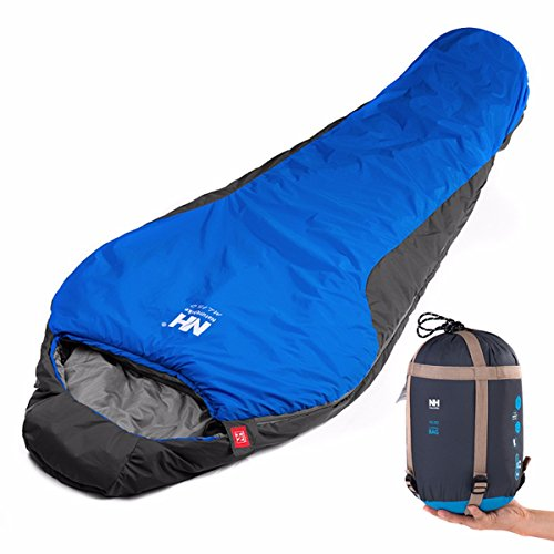 Sleeping Bag,MAGICSHOW Lightweight Portable Sleeping Bag Waterproof Comfort With Compression Sack For Traveling, Camping, Hiking, & Outdoor Activities 74x28inches