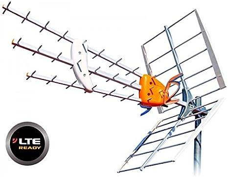 Televes DAT HD BOSS 790 149901 UHF BOSSTech antena TNT TV 4G ...