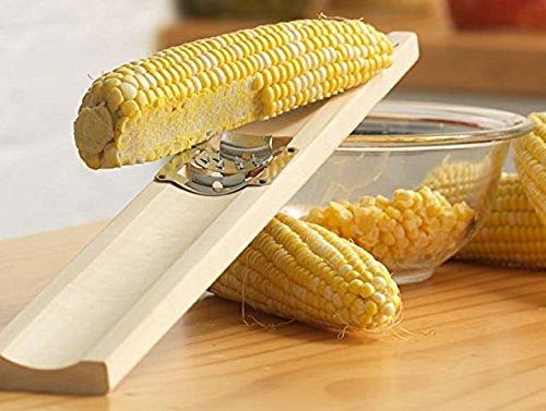 Corn Cutter Tool / Corn Creamer for Whole Kernel and Cream Style Corn 17 -
