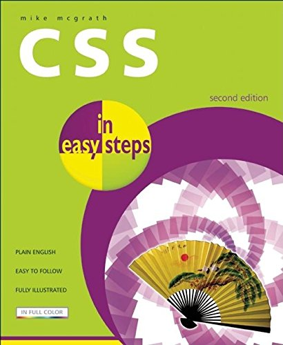 CSS in Easy Steps by Brand: In Easy Steps Limited
