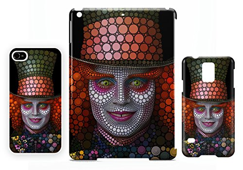 Mad Hatter johnny Depp iPhone 6 / 6S cellulaire cas coque de téléphone cas, couverture de téléphone portable