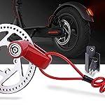 51j77E6%2BdtL. SS150 Cintura per Scooter Elettrico, Lavoro Risparmio Maniglia Bendaggio per Xiaomi Mijia M365 Maniglia a Pedale Portatile…