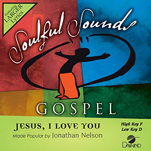 Jesus, I Love You [Accompaniment/Performance Track]