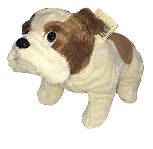 [Unipak Plush Animal Chunky Bulldog] (Make Lion Costume For Dogs)
