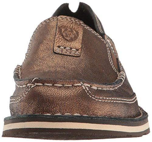 Ariat Metallic Regular Earth Bronze Sneaker Cruiser Dark Cheetah Fashion Women's 8Sq8wr1