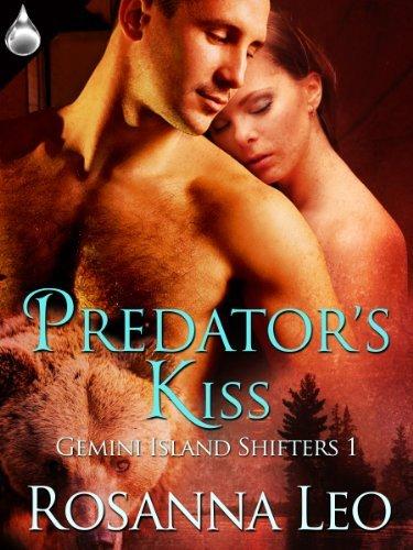 Predator's Kiss (Gemini Island Shifters Book 1) by [Leo, Rosanna]
