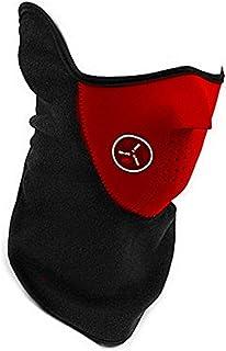 Ulable Cagoule chaude, masque protection contre le vent pour ski, snowboard, vélo, moto, randonnée, en néoprène