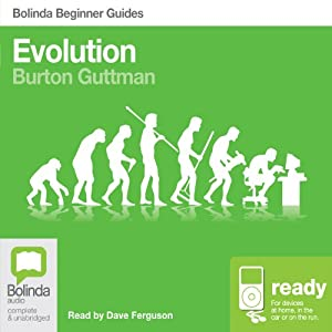 Evolution: Bolinda Beginner Guides Audiobook