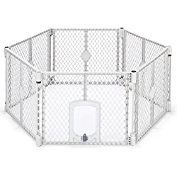 MyPet Petyard Passage 6-Panel Pet Containment