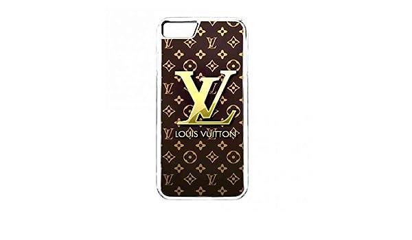 Louis And Vuitton CasoCLv Logo Caso Para Apple Iphone 7CLv Caso Para Apple Iphone 7CLv Logo Caso Para Lv Caso: Amazon.es: Electrónica