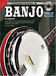 Banjo: For Beginners with CD (Audio): For Beginners (Progressive )
