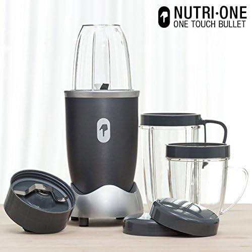 Appetitissime Nutri One - Batidora de vaso con accesorios, 600 W ...