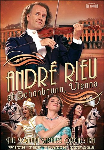 Andre Rieu at Schon (Blu-Ray) [Import] B005WPNVRC