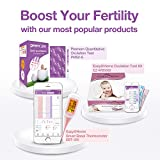 Easy@Home 50 Ovulation Test Strips and 20 Pregnancy Test Strips Combo