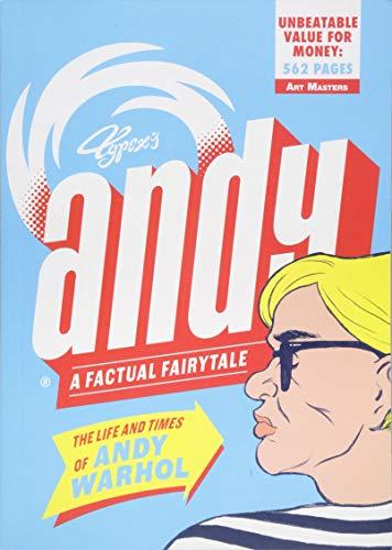 Image of Andy: The Life and Times of Andy Warhol (Art Masters)
