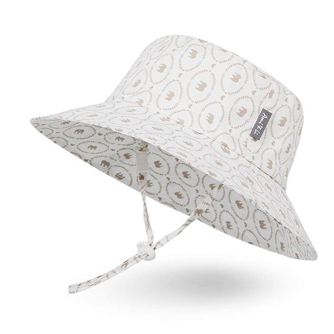 Ami & Li Tots Niño Sombrero De Sol Bob Ajustable P...