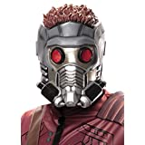 Rubie's Costume Co. Men's Marvel Guardians of the Galaxy Vol. 2 Star-Lord Mask, Multi, One Size