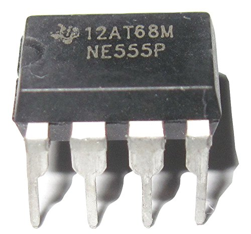 Texas Instruments NE555N NE555 NE555P General Purpose Single Bipolar Timer DIP8 50 Pack