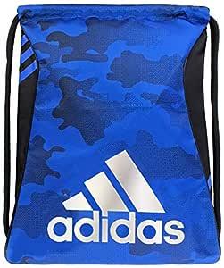 adidas Burst Sack pack, One Size, Blue Data Camo/Black ...