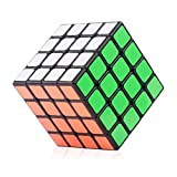Yon-4x4 Speed Cube Puzzle Cube Black 62mm