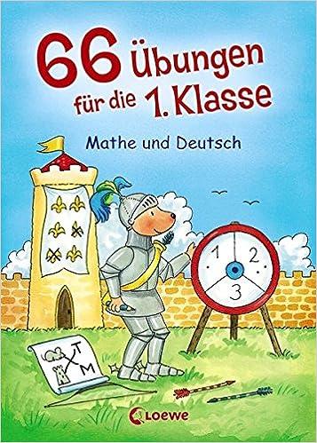 66 Übungen für die 1. Klasse: Mathe und Deutsch: Amazon.de: Roland ...