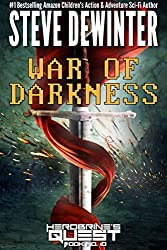 War of Darkness (Herobrine's Quest Book 10)