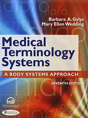 Pkg: Med Term Systems 7e (Text Only) + Tabers 22e Index