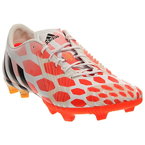 Adidas Predator Instinct Firm Ground Cleats [CBLACK/FTWWHT/SOGOLD] - Adidas Predator Powerswerve