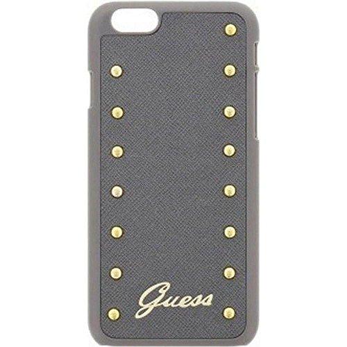 Guess Studded Sammlung harte Hülle für Apple iPhone 6/6S 11,93 cm (4,7 Zoll) silber