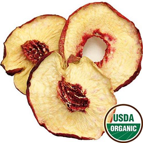 White Organic Dried Nectarines, 2.5 lbs