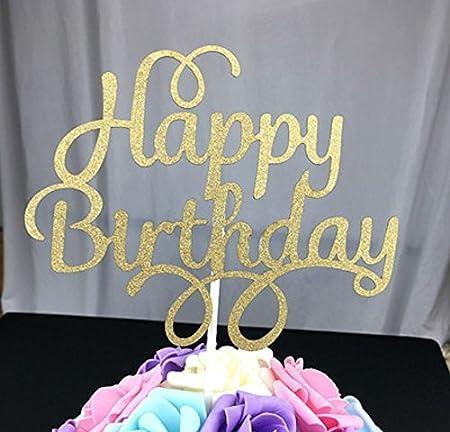 Ainxin Decoración para Tarta para cumpleaños, aixin Twinkle ...