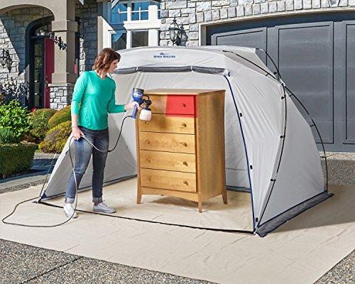 Homeright C900038. & Homeright C900038.M Spray Shelter u2013 Best Camp Kitchen