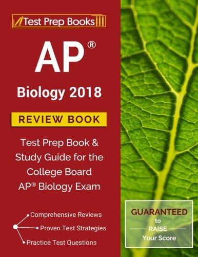 AP Biology 2018 Review Book: Test Prep Book & Study