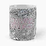 H50 Hawaii Five 0 O Steve Mcgarrett - Handmade Funny 11oz Mug Best Holidays Gifts For Men Women Friends.