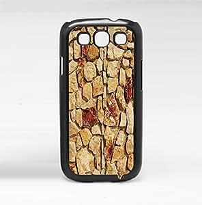 Beautiful Tan,and Creme Rock Wall Hard Snap on Phone Case (Samsung Galaxy Note2 N7100/N7102 III) WANGJING JINDA