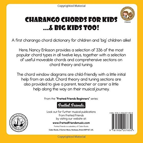 Charango Chords For Kids Big Kids Too Fretted Friends