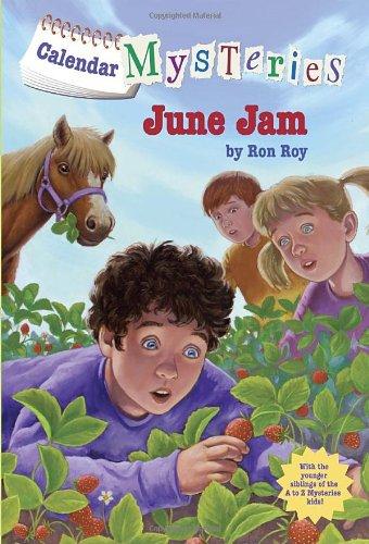 Calendar Mysteries 6 June Jam product image