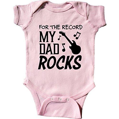 Dad Rocks Infant Creeper - 1