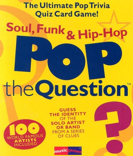 Pop The Question (Music Games) (Music Games)