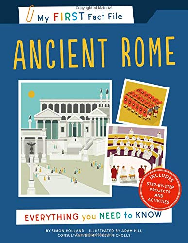 My First Fact File Ancient Rome  Everything You Need To Know