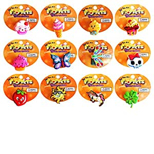 Floppets Charmlets, Cool Kids Activities - Play Rings, Kids Charms, Fun Crafts For Kids , Fun Games For Kids, Colorful Kids Party Toy Rings, Kids ...