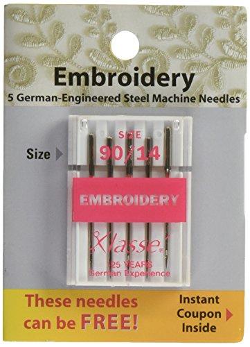 Embroidery Machine Needles