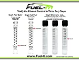 Fuel Test Kit with 1 Reusable Tester for