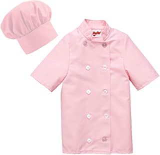 product image for DayStar Apparel 950/850 Short Sleeve Child Chef Coat & Hat Set